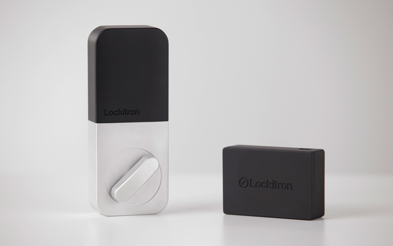smart locks: Lockitron Bolt