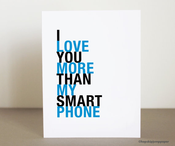 tech greeting cards