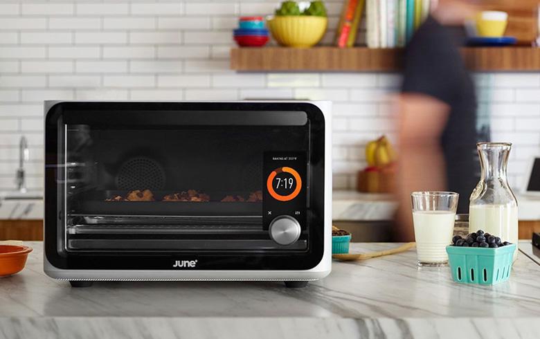 June Oven: Smart Home