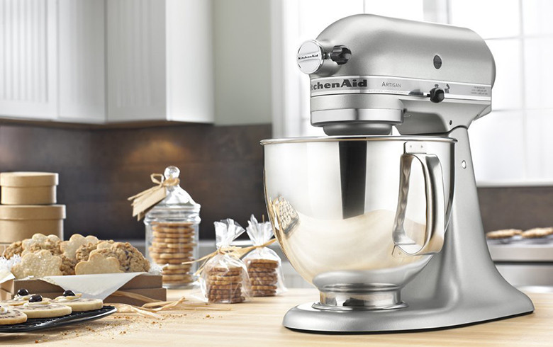 kitchenaid stand mixer smackdown