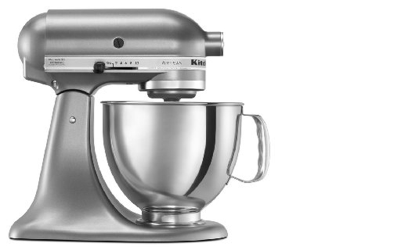 kitchenaid artisan stand mixer smackdown
