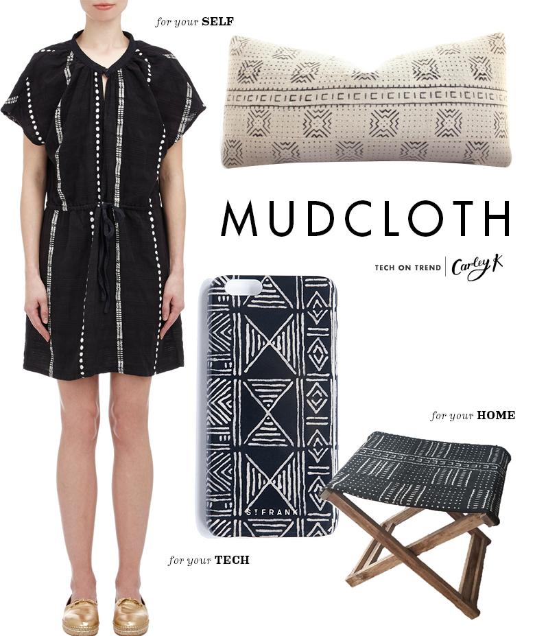 mudcloth trend