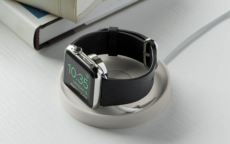 Beautiful Apple Watch Docks
