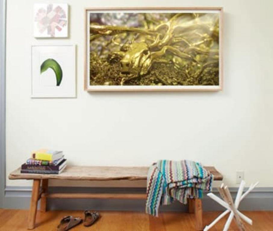 depict: digital canvas