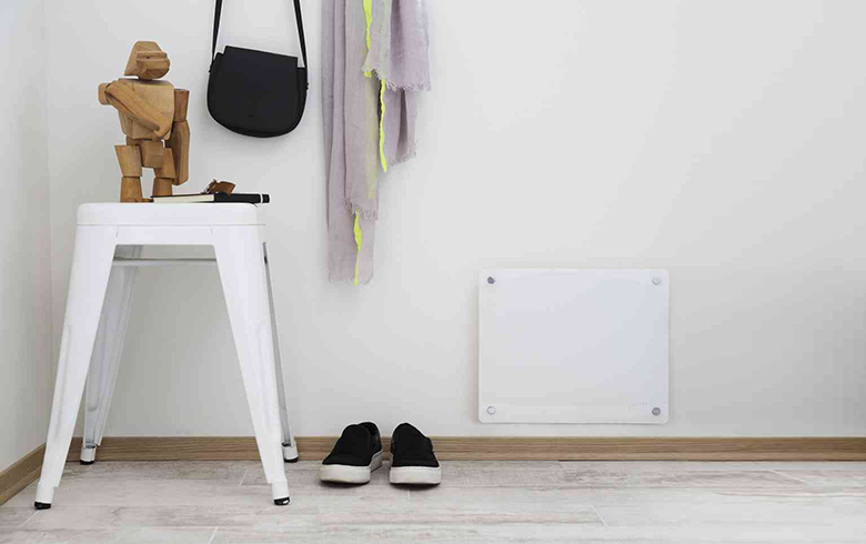 Mill Heater— International Housewares Show
