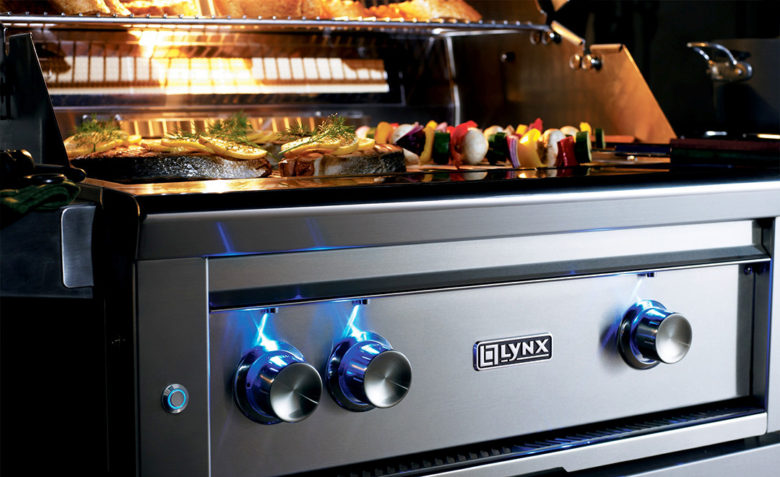 Lynx smartgrill : grilling gadgets