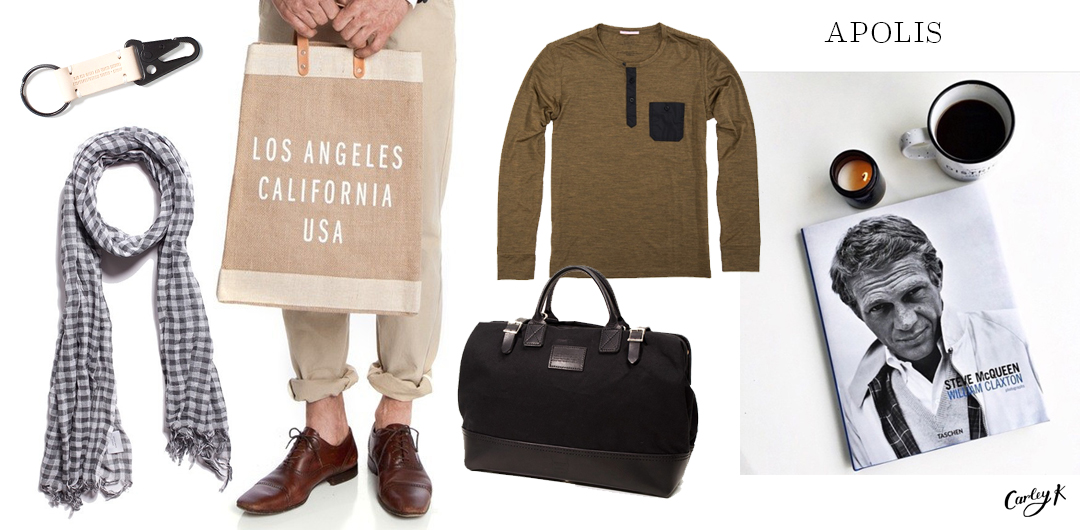 LA Fashion Brands: Apolis