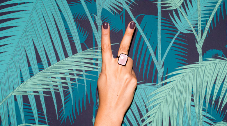 Christina Mercando D'Avignon: Admired— Ringly Smart Ring
