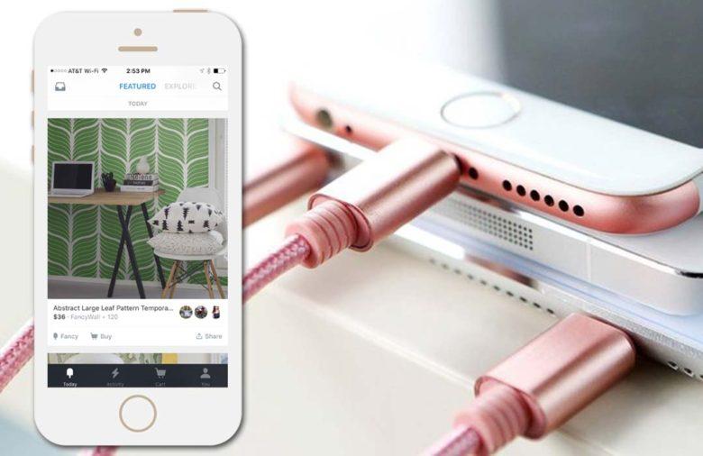 Fancy: Shopping Apps