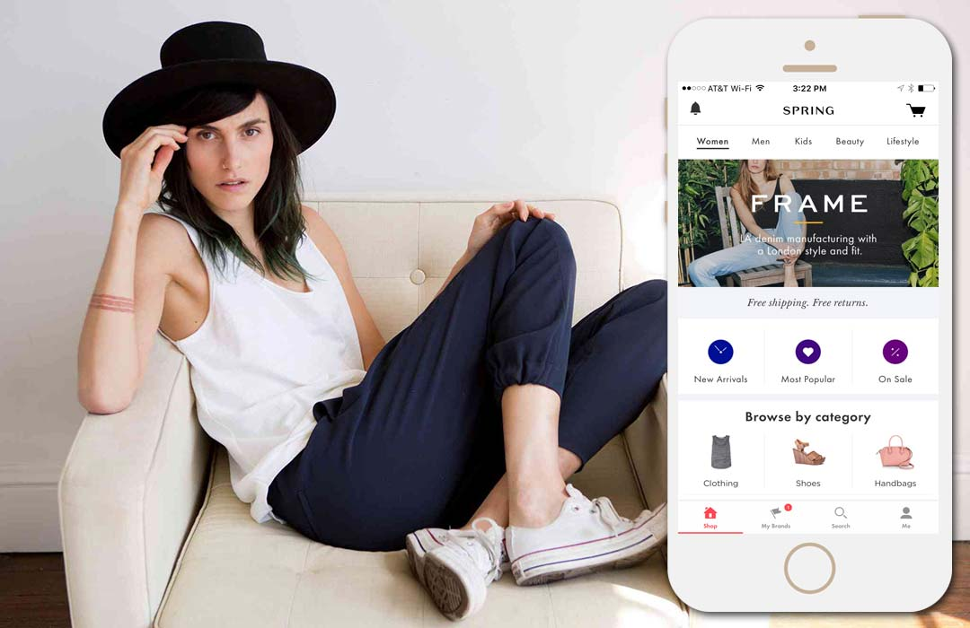 Spring: Shopping Apps