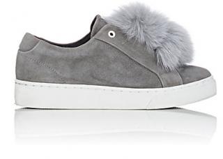 Barneys Pom Pom Sneaker