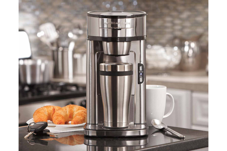 Hamilton Beach The Scoop Single Serve Coffee Makers