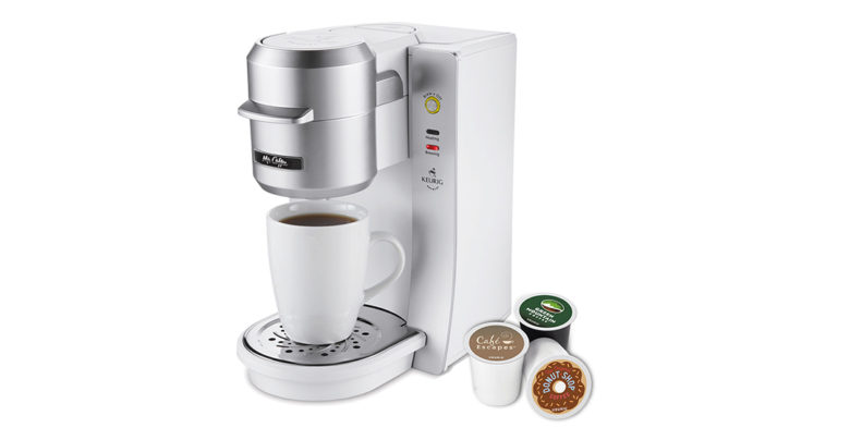 Mr. Coffee Single Serve Coffee Maker