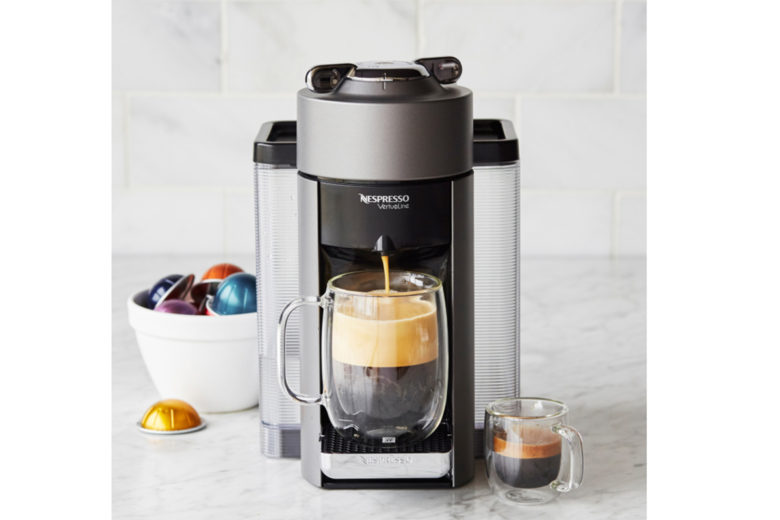 Nespresso Virtuoline Single Cup Coffee Makers