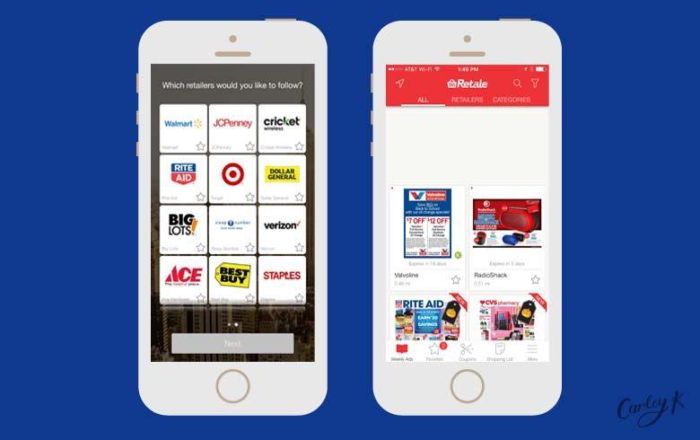 shopping apps: Retale
