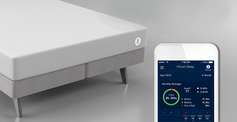 best sleep trackers: Sleep Number It Bed