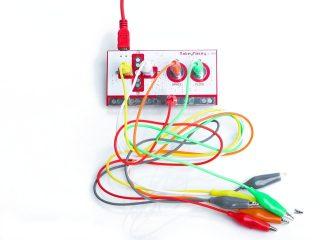 Makeymakey invention kit