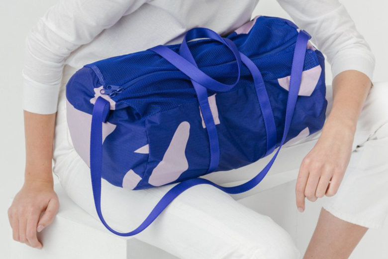 gym bag: workout wear
