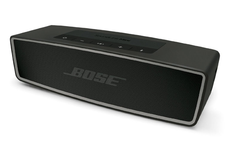 Bose Mini Soundlink II: Best portable bluetooth speakers