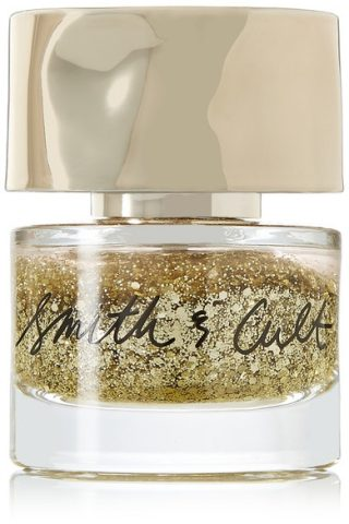 "Smith & Cult ""Shattered Souls"" glitter nail polish"