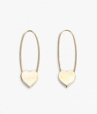 Loren Stewart Pin earrings
