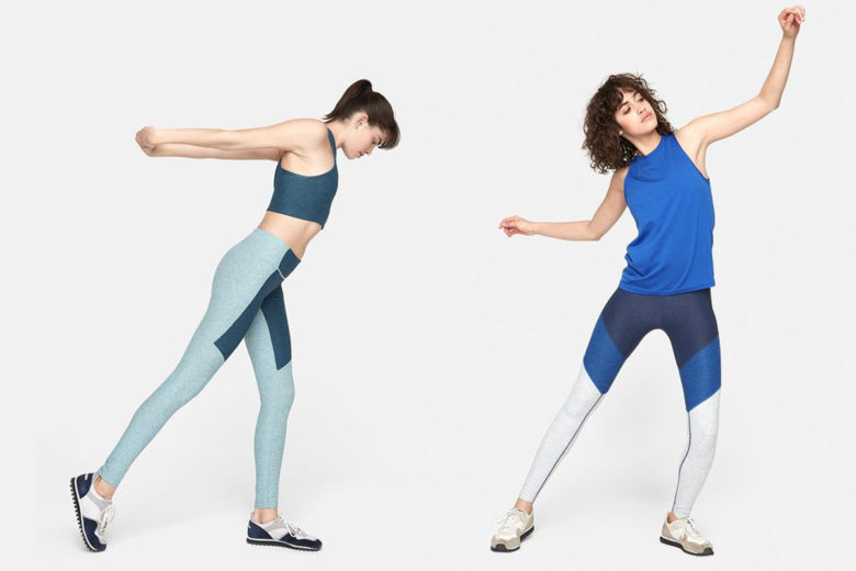 outdoor voices: workout wear