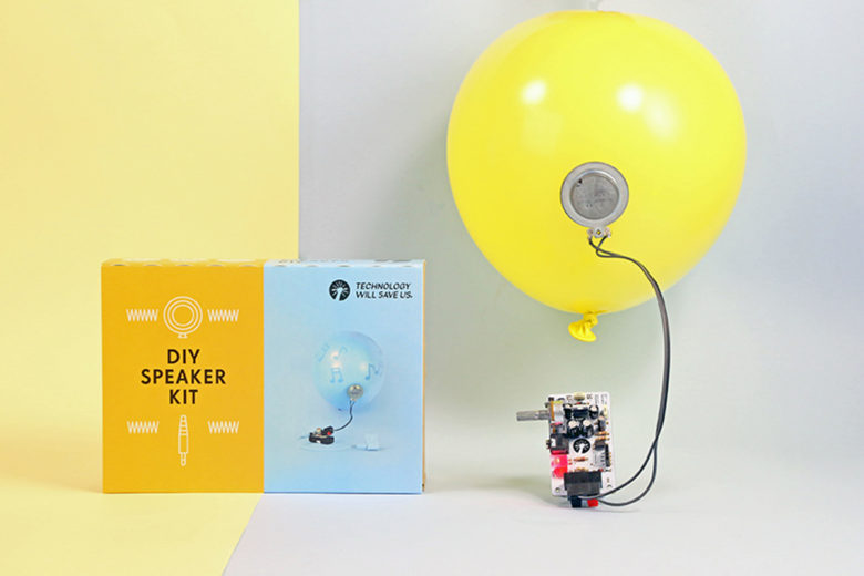 Holiday gift guide: Technology Will Save Us Kits