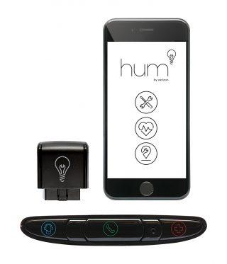 Verizon Hum smart car technology