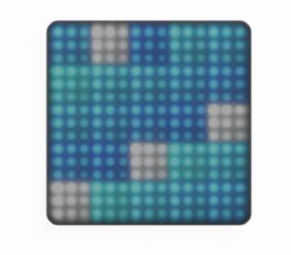 Roli Lightpad block modular music studio