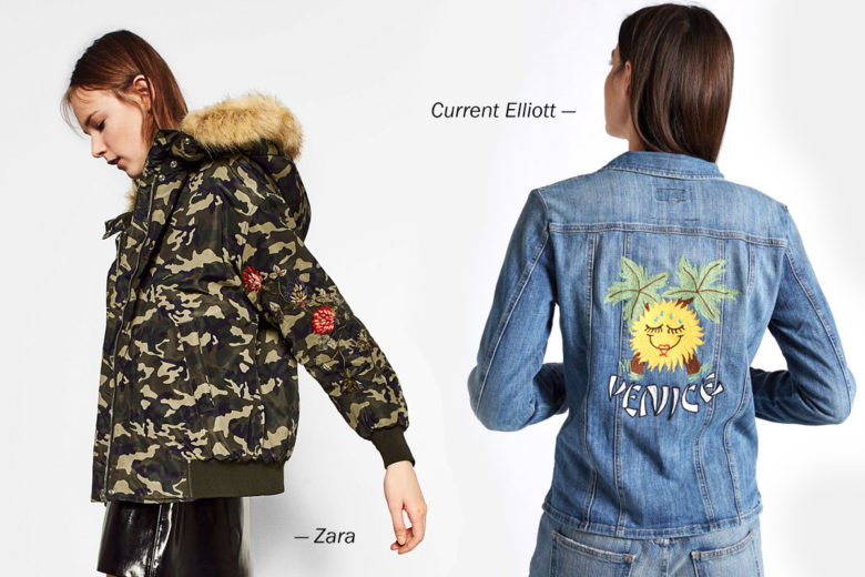Embroidered Jackets: Winter fashion Trends