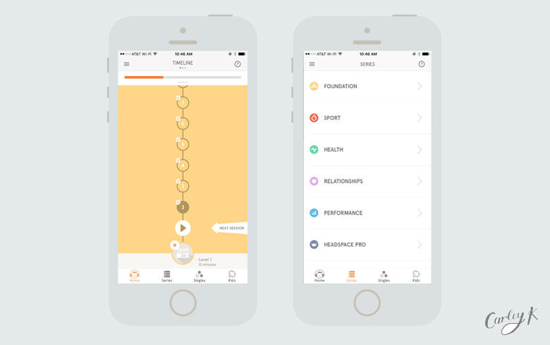 Headspace: Mindfulness Apps