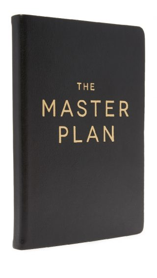 Gift Boutique Master Plan journal