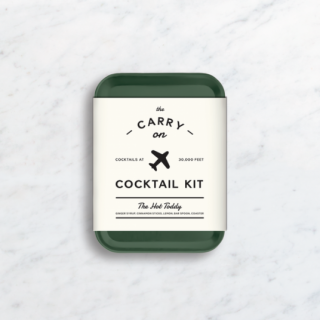 Cocktail Carry-On Hot Toddy kit