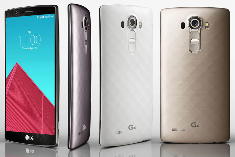 LG Smartphone: CES 2017