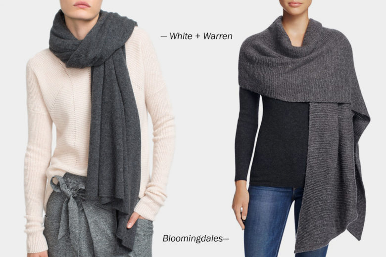 Scarves: Winter fashion Trends