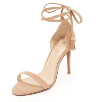 Raye Nude Sandals