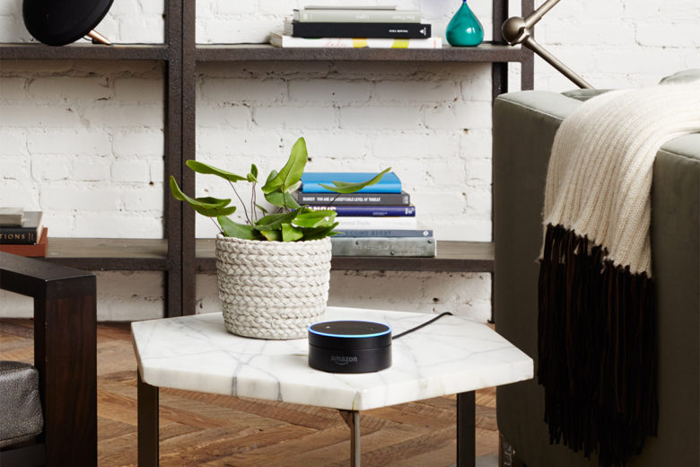 Amazon Echo Dot: Devices listening