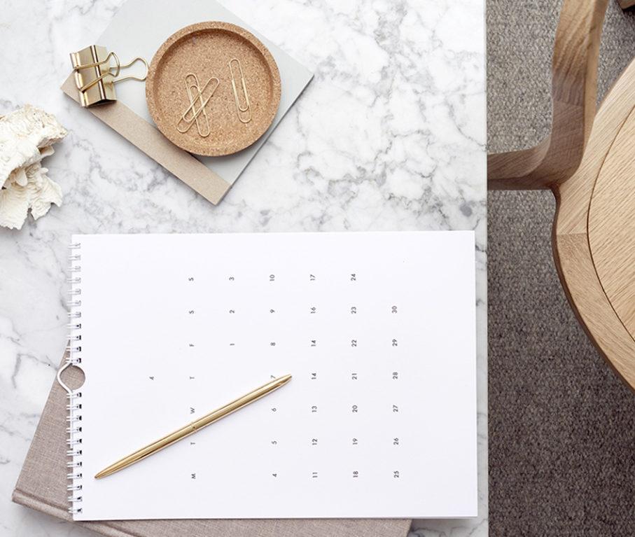 Sharing a calendar
