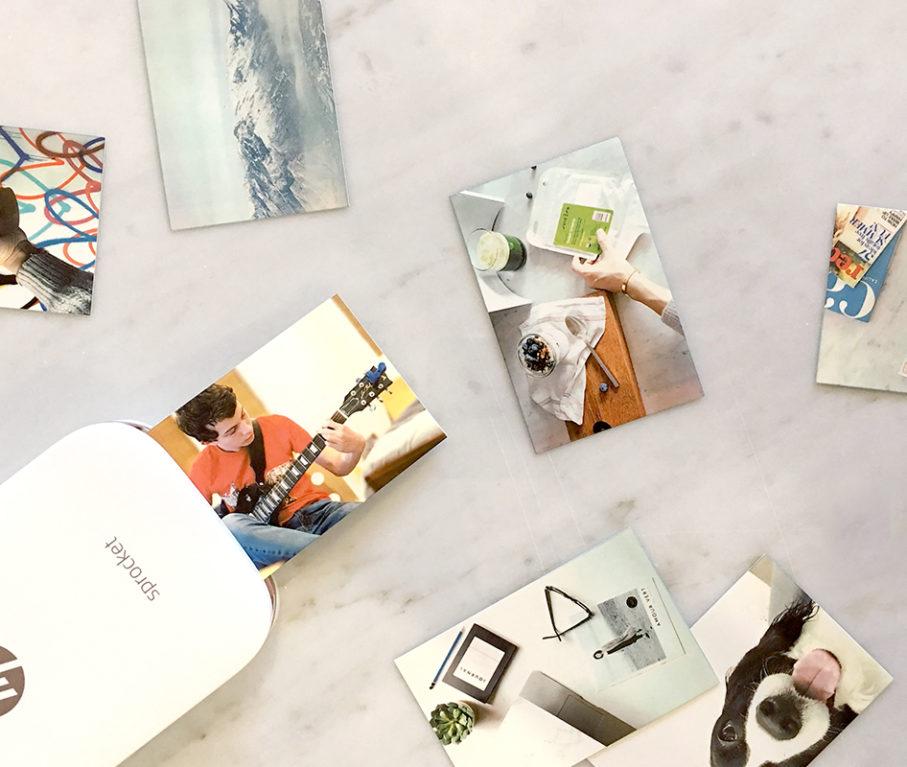 Instant Photo Printers