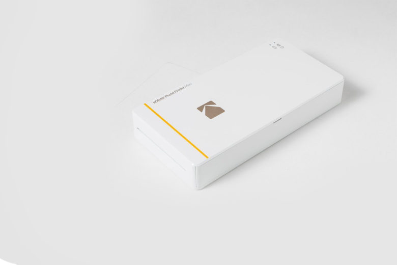 Instant Photo Printers: Kodak Mini Mobile