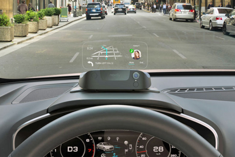 Navdy : Car Technology