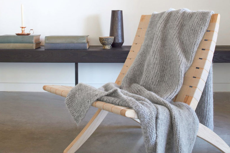 Valentine's Day Gifts: Parachute Alpaca Throw