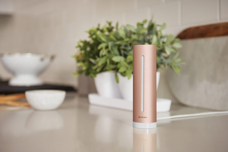 Netatmo Healthy Home Coach: Smart Home