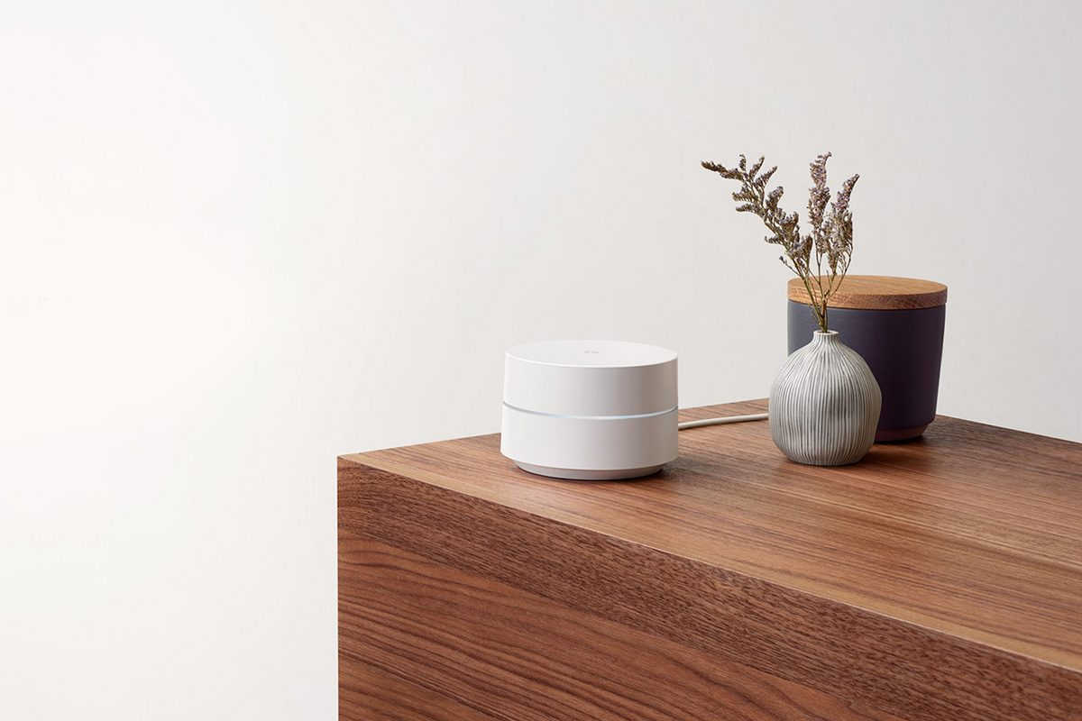 Google Wifi: wireless routers