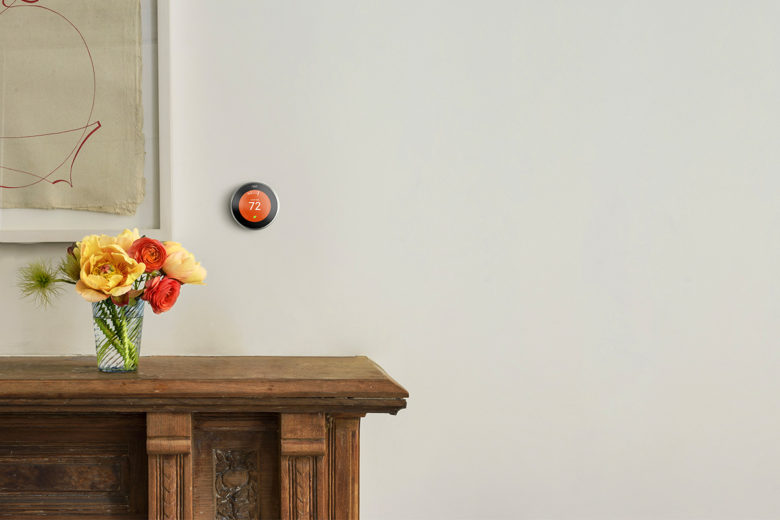Smart Home Planning: Nest Learning Thermostat
