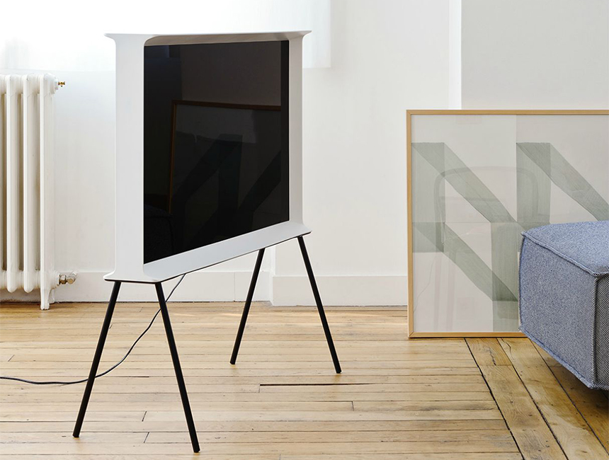 Samsung Serif Throw Video to your Television