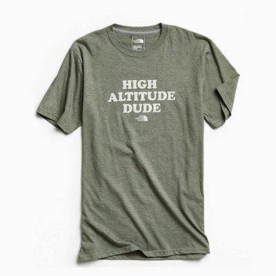 High Altitude Dude Mens T-Shirt