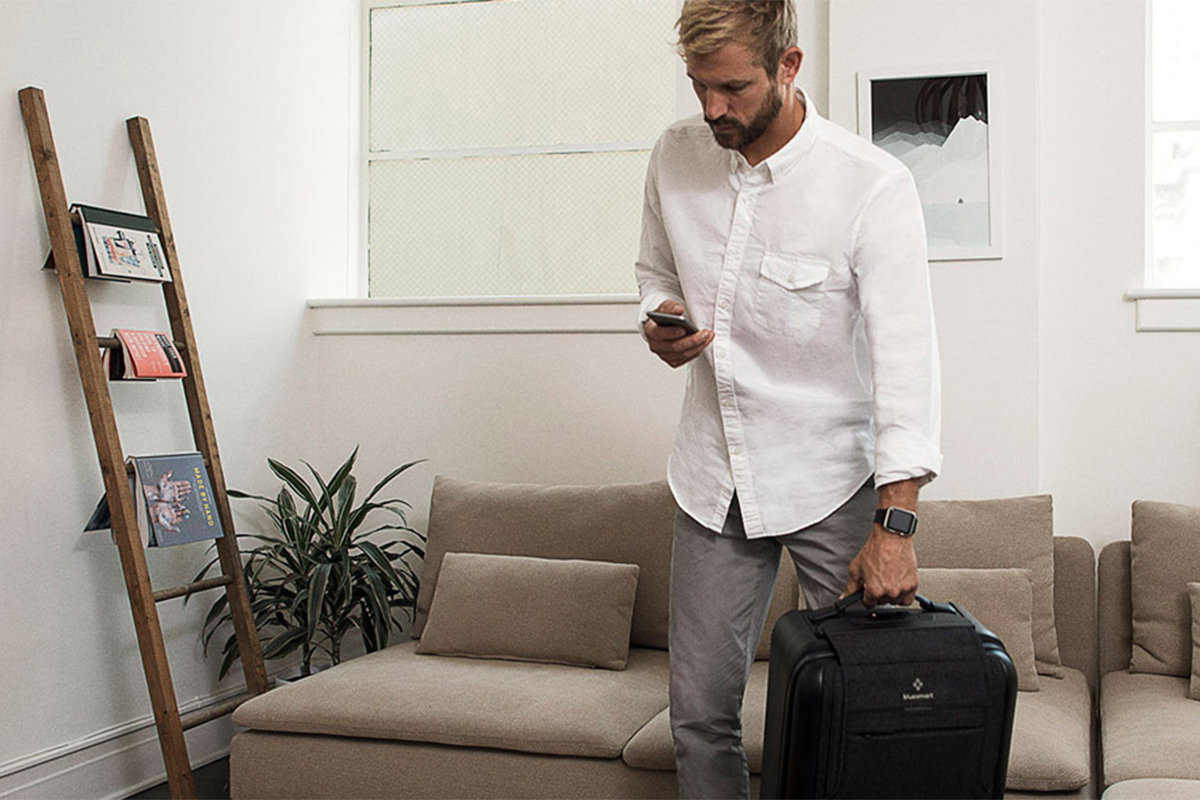 Bluesmart Black Edition Suitcase: Fun Summer Tech
