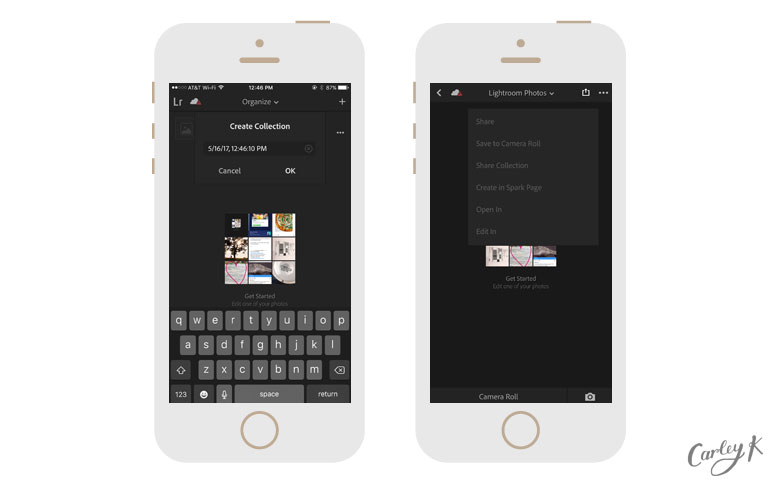 Photo Editing Apps: Lightroom