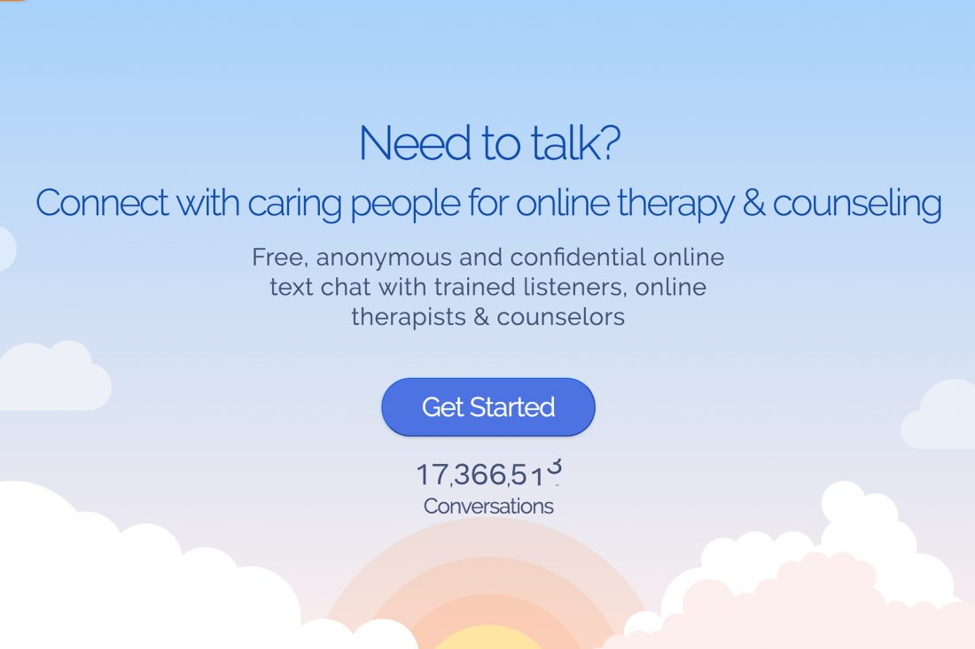 7Cups: Therapy App